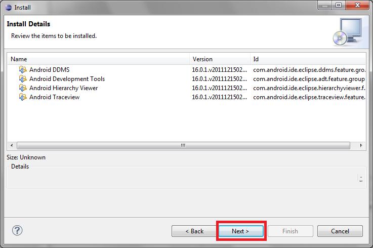 Instalar el SDK de Android y vincularlo con Eclipse - Jarroba