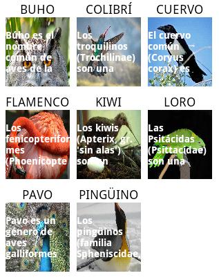 GridView en Android - www.jarroba.com