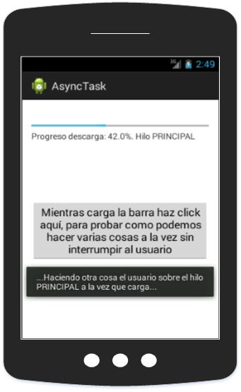 Ejemplo de aplicacion con AsynkTask de Android - www.Jarroba.com