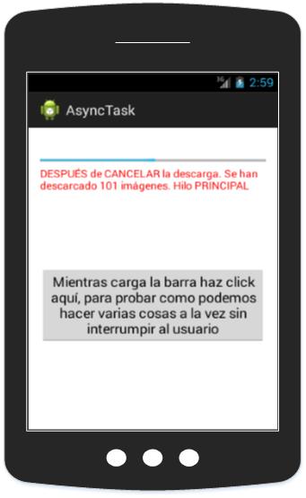 Ejemplo de carga cancelada con AsynkTask de Android - www.Jarroba.com