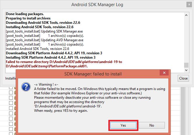 android error fallo renombrar directorio - www.jarroba.com