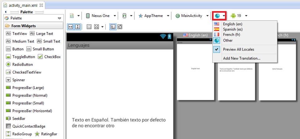 tools locale Android diseñador grafico - www.jarroba.com