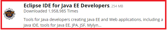 1 Descargar Eclipse IDE for Java EE Developers - www.jarroba.com