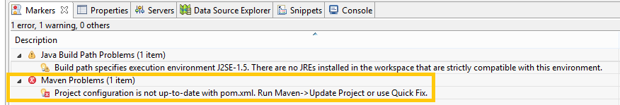 3 Error Maven en Eclipse Build path specifies execution environment... - www.jarroba.com